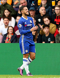 Eden Hazard of Chelsea shows a look of dejection - Mandatory by-line: Matt McNulty/JMP - 01/10/2016 - FOOTBALL - KC Stadium - Hull, England - Hull City v Chelsea - Premier League