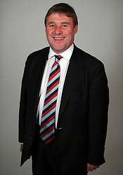 Portrait of Mark Francois, Member of Parliament for Rayleigh and Wickford, January 12, 2010. Photo By Andrew Parsons / i-Images.