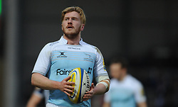 Newcastle Falcons Tom Catterick  - Photo mandatory by-line: Harry Trump/JMP - Mobile: 07966 386802 - 14/02/15 - SPORT - Rugby - Aviva Premiership - Sandy Park, Exeter, England - Exeter Chiefs v Newcastle Falcons