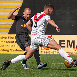 Airdrie v Livingston, Betfred Cup, 14 July 2018