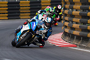 Sam WEST, PRL Worthington, BMW<br /> <br /> 64th Macau Grand Prix. 15-19.11.2017.<br /> Suncity Group Macau Motorcycle Grand Prix - 51st Edition<br /> Macau Copyright Free Image for editorial use only
