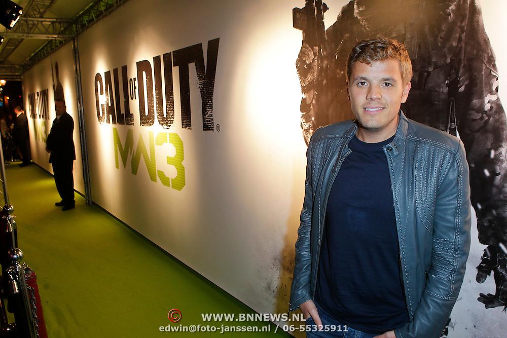 NLD/Amsterdam/20111107- Lancering Call of Duty MW3, Jaap Reesema