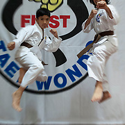 FIRST TKD: June 2018 Grading