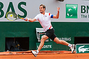 Richard Gasquet (fra) during the Roland Garros French Tennis Open 2018, day 2, on May 28, 2018, at the Roland Garros Stadium in Paris, France - Photo Pierre Charlier / ProSportsImages / DPPI