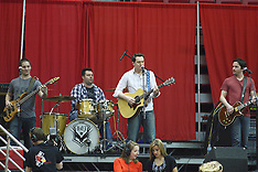 Four Man Band at Redbird Arena Rights Managed Stock Images