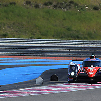 #5, Toyota Racing GazooTS050 Hybrid, driven by Anthony Davidson, Sebsatien Buemi, Kazuki Nakajima, FIA WEC Prologue Circuit Paul Ricard, 26/03/2016,