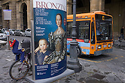 Modern Italian women and Agnolo de Cosimo Bronzino's painting of the Medici Eleanora of Toledo and son Giovanni C1545...Eleonora di Toledo (1522 - 1562), the daughter of Don Pedro Álvarez de Toledo, the Spanish viceroy of Naples. Her face is still familiar to many because of her solemn and distant portraits by Agnolo Bronzino. She provided the Medici with the Pitti Palace  and seven sons to ensure male succession and four daughters to connect the Medici with noble and ruling houses in Italy. She was a patron of the new Jesuit order, and her private chapel in the Palazzo Vecchio  was decorated by Bronzino, who had originally arrived in Florence to provide festive decor for her wedding. She died, with her sons Giovanni and Garzia, in 1562, when she was only forty; all three of them were struck down by malaria while traveling to Pisa.