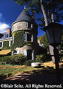 Historic Grey Towers, Gifford Pinchot home, Milford, Northeast PA