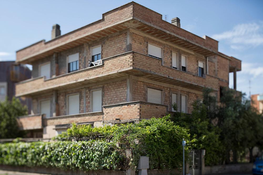 Casa nel centro di Sabaudia area del Parco Nazionale del Circeo.