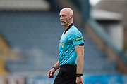 14th September 2019; Dens Park, Dundee, Scotland; Scottish Championship, Dundee Football Club versus Alloa Athletic; Referee Alan Newlands