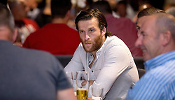 Adam Matthews mingles with guests during the Lansdown Club event - Mandatory by-line: Robbie Stephenson/JMP - 06/09/2016 - GENERAL SPORT - Ashton Gate - Bristol, England - Lansdown Club -