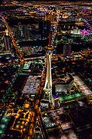 Stratosphere Hotel & Las Vegas Strip