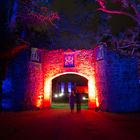 Scone Palace Twilight Illuminations