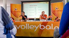 20170510 NED: Persconferentie Nederlands volleybal team mannen 2017, Arnhem