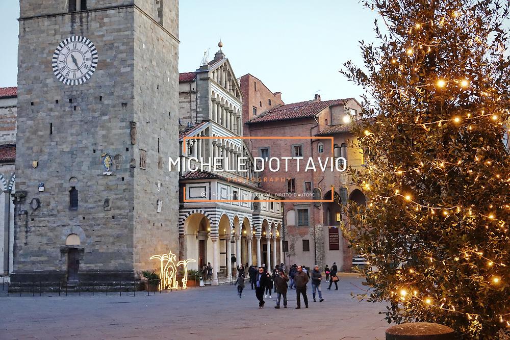 Piazza del Duomo di Pistoia, Capitale della Cultura italiana 2017