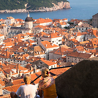 """Dubrovnik, located along the Dalmatian Coast in Croatia, is known as the """"Pearl of the Adriatic"""" and its Old Town is a UNESCO World Heritage Site."""