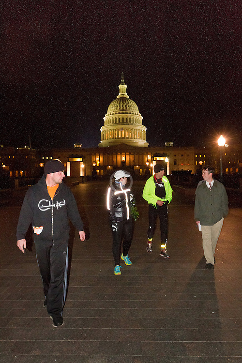 Gary Allen's Maine to DC run