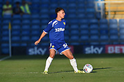 Jamie Shackleton (54) of Leeds United during the Pre-Season Friendly match between Oxford United and Leeds United at the Kassam Stadium, Oxford, England on 24 July 2018. Picture by Graham Hunt.