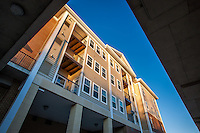 Architectural Image of the Village at Odenton Station Apartments and Retail by Jeffrey Sauers of Commercial Photographics