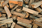 Sawmill scrap wood to be recycled
