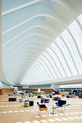 Florida Polytechnic University Innovation, Science, and Technology (IST) Building | Santiago Calatrava | Lakeland, Florida