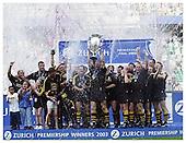 Zurich Premiership Final. Season 02-03. Gloucester v London Wasps. 31-5-03