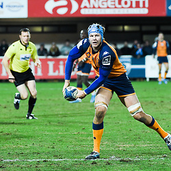 Nicolaas VAN RENSBURG of Montpellier   during the Heineken Champions Cup, Pool five match between Montpellier and Connacht at Altrad Stadium on January 19, 2020 in Montpellier, France. (Photo by Alexandre Dimou/Icon Sport) - Altrad Stadium - Montpellier (France)