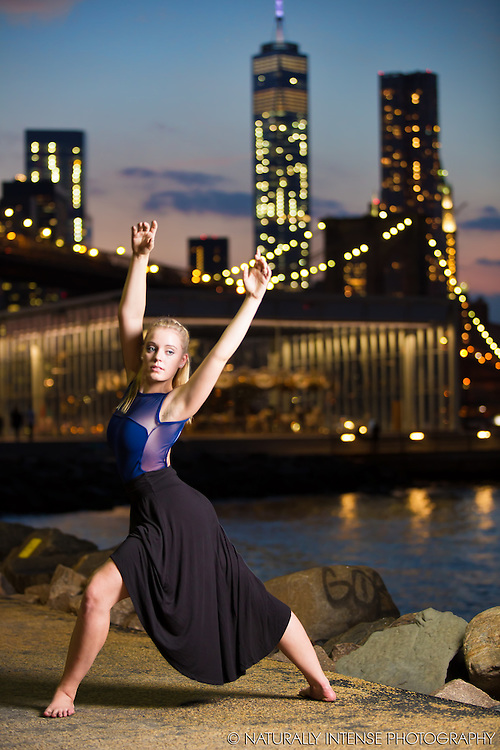 Dumbo Ballerina Dance As Art The New York City Photography Project featuring Taylor Gerrasch.