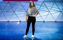 Lana Krizanec during Miss sports event, on April 22, 2017 in Cankarjev dom, Ljubljana, Slovenia. Photo by Vid Ponikvar / Sportida