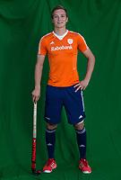 ARNHEM -  FLORIS WORTELBOER , lid trainingsgroep Nederlands hockeyteam heren. COPYRIGHT KOEN SUYK