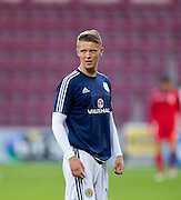 Mark O'Hara on Scotland under21 duty at Tynecastle, Edinburgh. Photo: David Young<br /> <br />  - &copy; David Young - www.davidyoungphoto.co.uk - email: davidyoungphoto@gmail.com