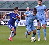 Manchester City Women v Chelsea 100515