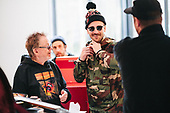 Portugal. The Man recording at Halfling