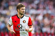 Feyenoord player Jan Arie van der Heijden during the Dutch football Eredivisie match between Feyenoord and Excelsior at De Kuip Stadium in Rotterdam, on August 19th, 2018 - Photo Dennis Wielders / Pro Shots / ProSportsImages / DPPI