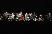 Mannheim. 15.09.15 Rosengarten. Musensaal. Konzert. Axel Prahl & Das Inselorchester<br /> Bild: Markus Proßwitz 15SEP15 / masterpress (Bild ist honorarpflichtig)