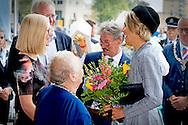 UTRECHT - Queen Máxima attends Saturday October 10 at the Beatrix Theater in Utrecht at the National Huurdersdag. The Tenants, who today celebrates its 25th anniversary, is organizing the huurdersdag. COPYRIGHT ROBIN UTRECHT UTRECHT - Koningin Máxima woont zaterdagochtend 10 oktober in het Beatrix Theater in Utrecht de Landelijke Huurdersdag bij. De Woonbond, die deze dag zijn 25-jarig jubileum viert, organiseert de huurdersdag. COPYRIGHT ROBIN UTRECHT