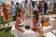 NATALIE EVERARD; AKIKO TAKASHIMA, The Veuve Clicquot Gold Cup Final.<br /> Cowdray Park Polo Club, Midhurst, , West Sussex. 15 July 2012.
