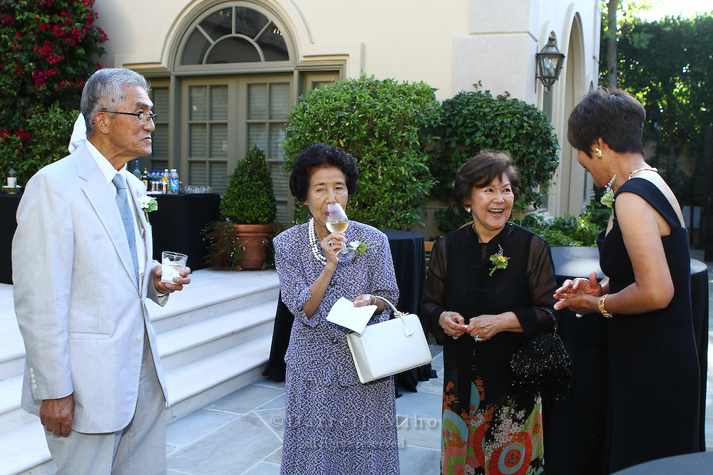 August 20, 2011; Los Angeles, CA - JACCC dinner at the Terasaki's with Consul General Ihara.