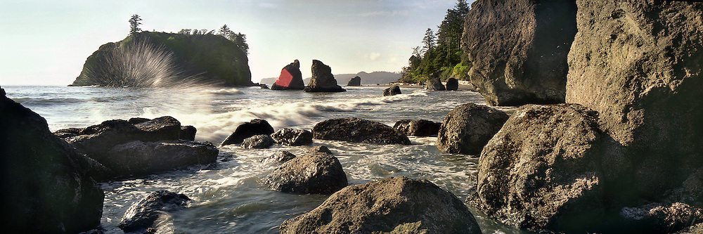 Rudy Beach, Washington Near Forks WA<br />
