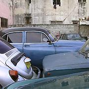 Volkswagen in Havana Cuba