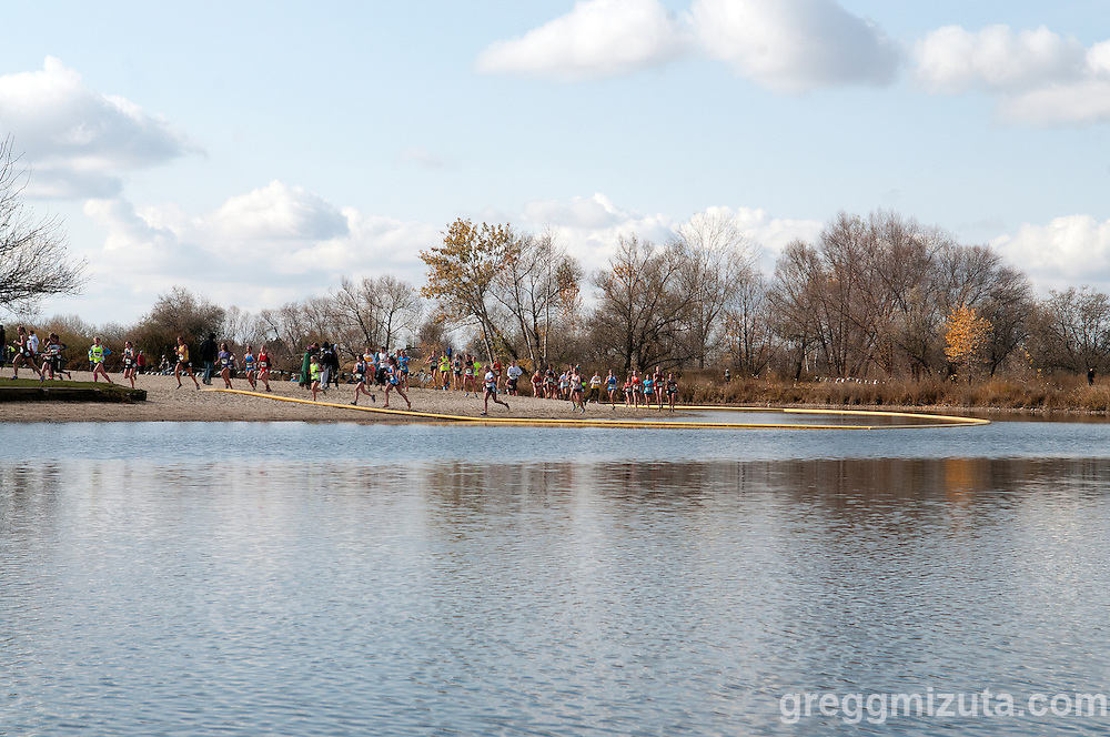 NXN Northwest Championships on November 10, 2012 at Eagle Island State Park in Boise, Idaho.