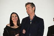 ©www.agencepeps.be - 140219 - F.Andrieu - A.Rolland - Festival du Film d'Amour de Mons. Pics: Ruppert Everett et Beatrice Dalle
