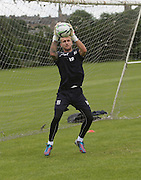 Scott Bain - Dundee FC first day back<br />  - &copy; David Young<br /> <br />  - www.davidyoungphoto.co.uk - email: davidyoungphoto@gmail.com