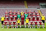 Northampton Town Press Day 040814