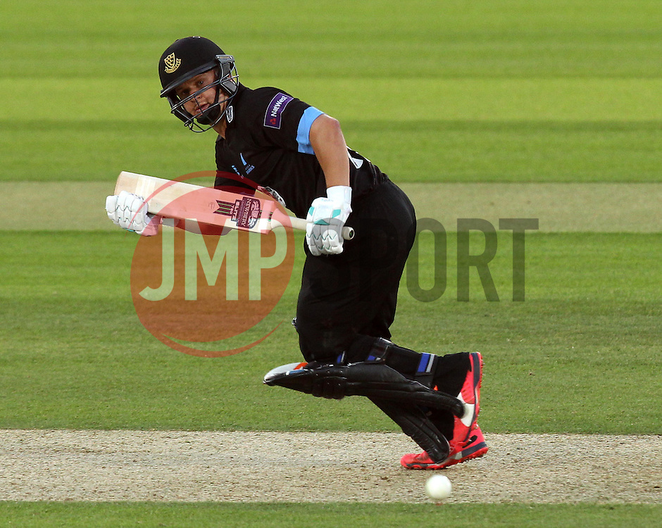 Sussex's Craig Cachopa - Photo mandatory by-line: Robbie Stephenson/JMP - Mobile: 07966 386802 - 19/06/2015 - SPORT - Cricket - Southampton - The Ageas Bowl - Hampshire v Sussex - Natwest T20 Blast