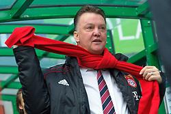 29-01-2011 VOETBAL: WERDER BREMEN - BAYERN MUNCHEN: BREMEN<br />  Louis van Gaal (Trainer Muenchen)  <br /> ***NETHERLANDS ONLY***<br /> ©2010- FRH-nph / Kokenge