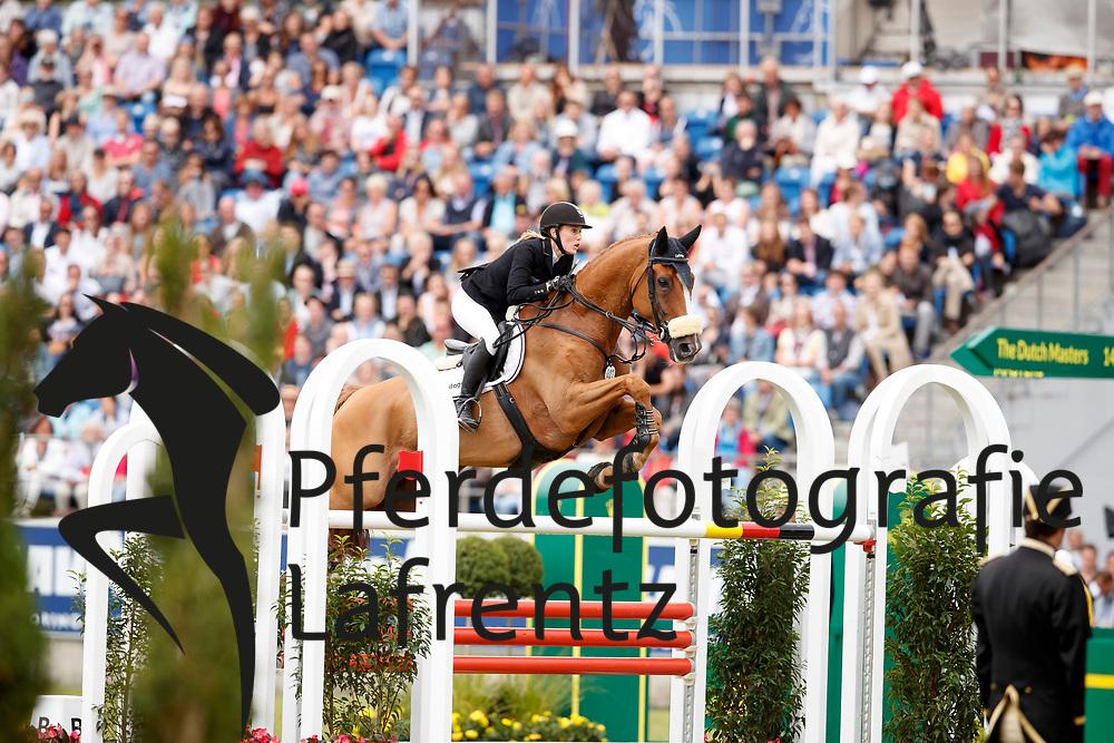 Meyer-Zimmermann, Janne-Friederike (GER), Goja<br /> Aachen - CHIO 2017<br /> Grosser Preis von Aachen Rolex Grand Prix<br /> © www.sportfotos-lafrentz.de/Stefan Lafrentz