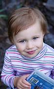 Child Portrait, Eye Contact