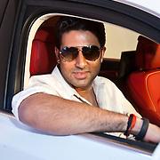 Abhishek Bachhan for Audi