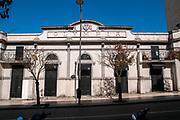 Olympia cinema building in Rua de Passos Manuel, Porto, Portugal